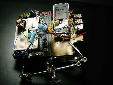 Video Make Your Own Camera Phone Controlled Surveillance