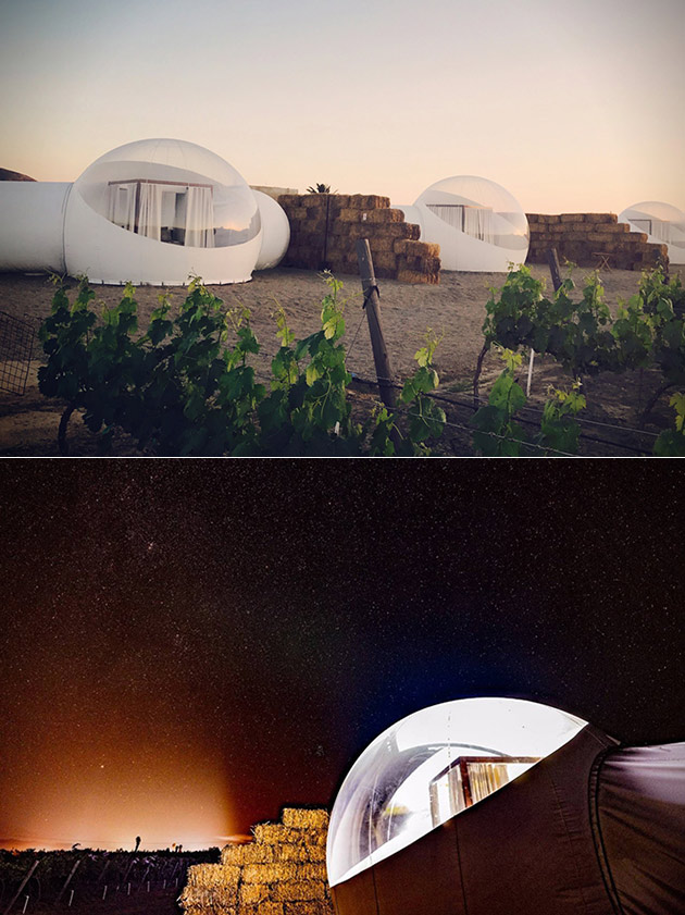 Campera Bubble Hotel