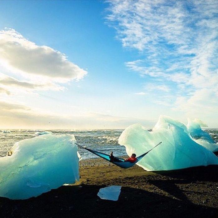 Camping Iceberg
