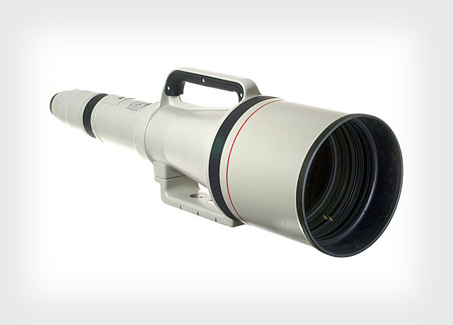 Canon 1200mm Lens