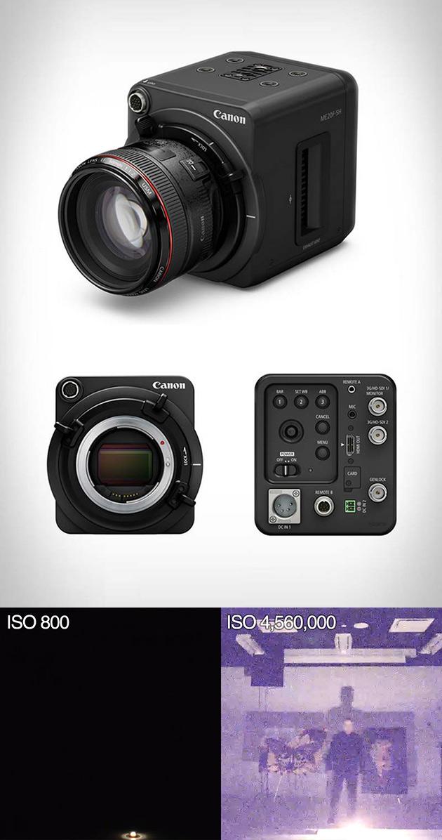 Canon $30,000 Camera $4.5-Million