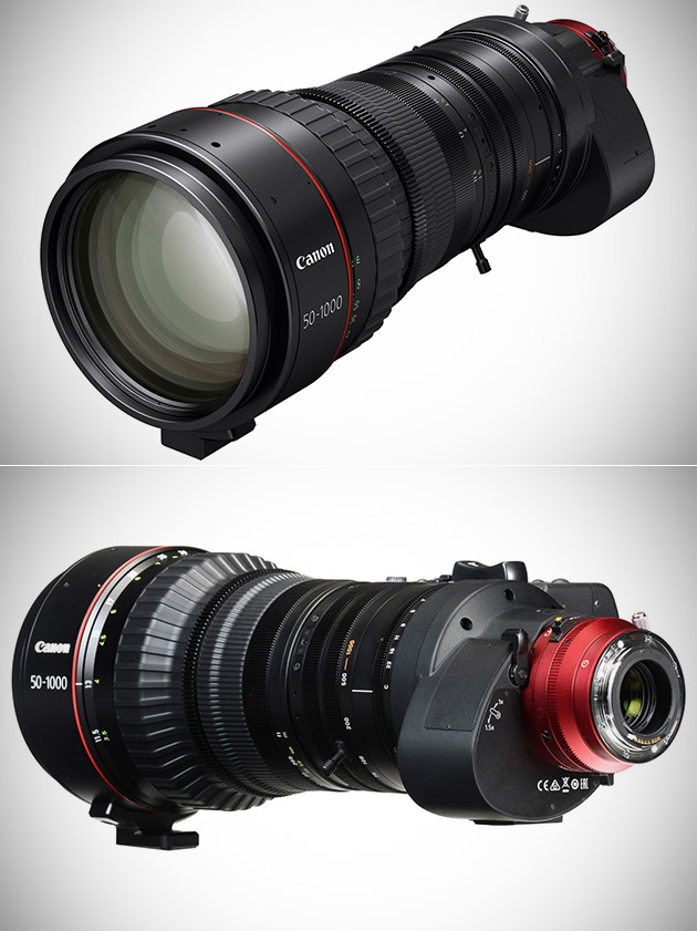 Canon 50-1000mm Lens