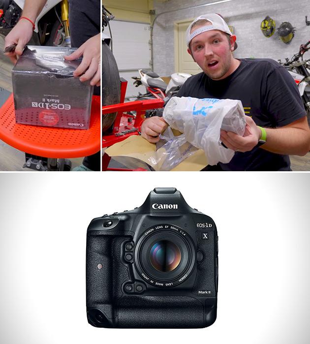 Canon DSLR Scam Amazon