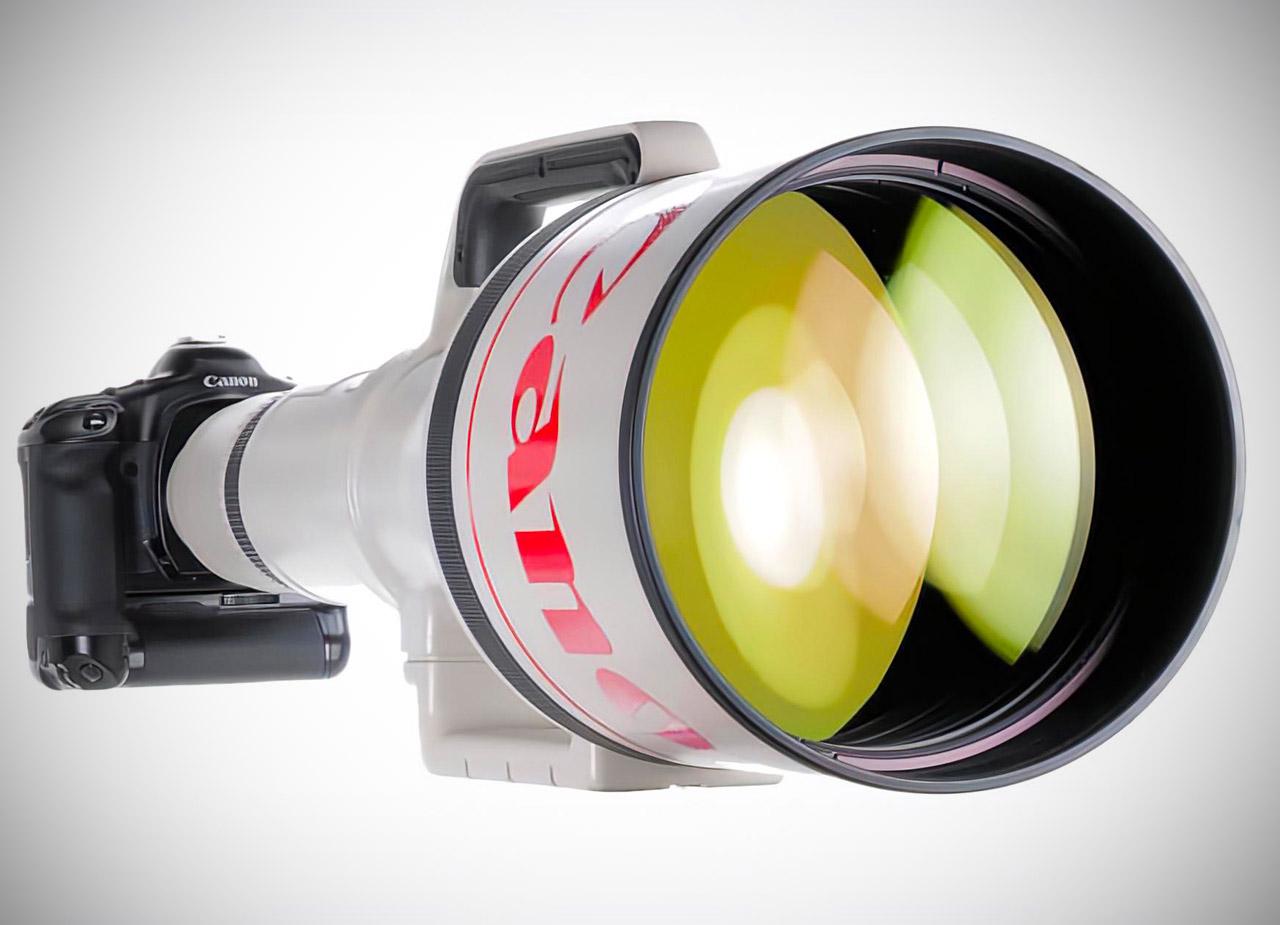 Canon EF 1200mm F5.6 Super Telephoto Camera Lens