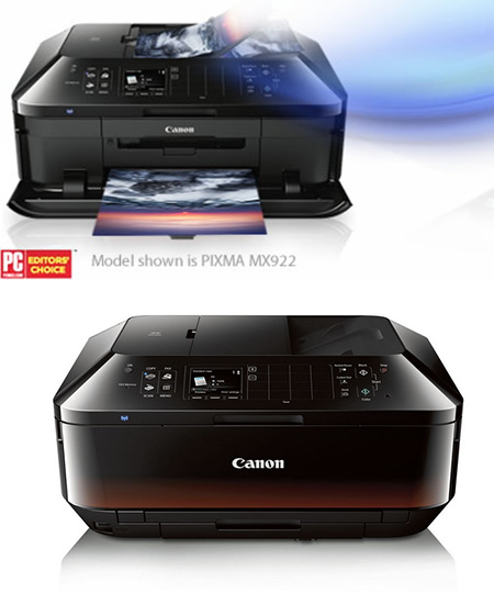 canon mx922 fax setup with answering machine