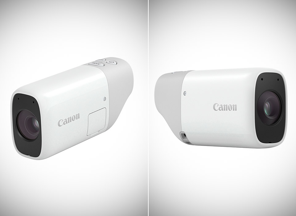 Canon PowerShot ZOOM Point-and-Shoot Camera
