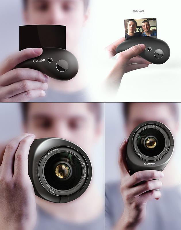 Canon Selfie Camera