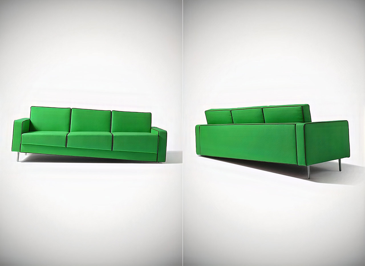 Cappellini Adapation Sofa