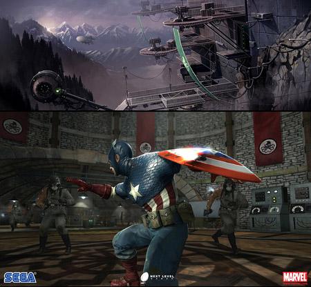Captain America: Super Soldier Unveiled