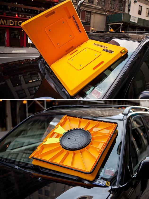 Car Barnacle