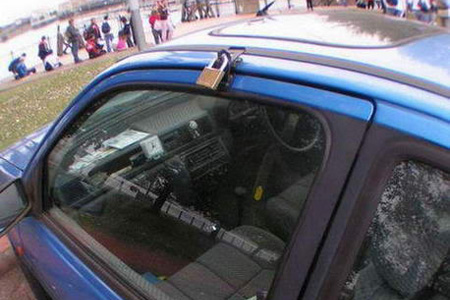 Top 5 Funniest Anti Theft Car Devices Techeblog