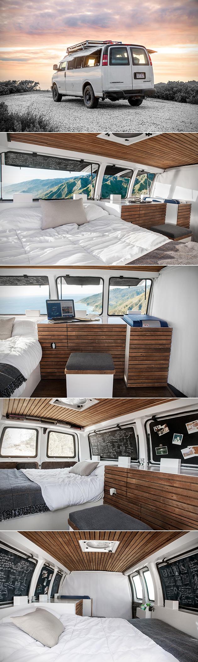 Cargo Van Home