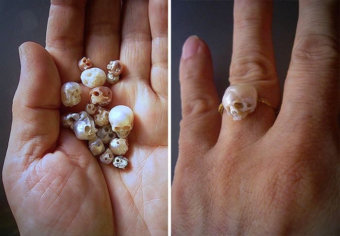 Pearl Skulls
