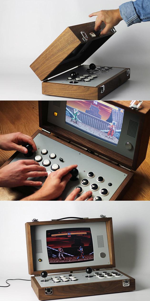 Cary42 Arcade Machine
