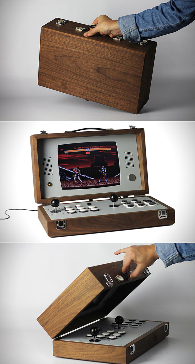 Cary42 Gaming Briefcase