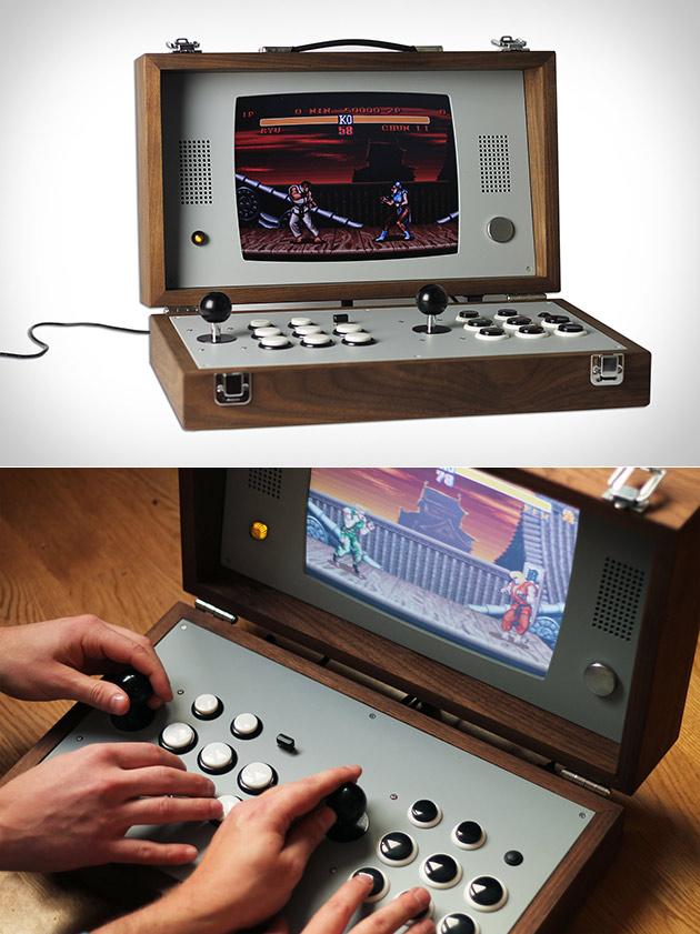 Cary42 Portable Arcade Machine