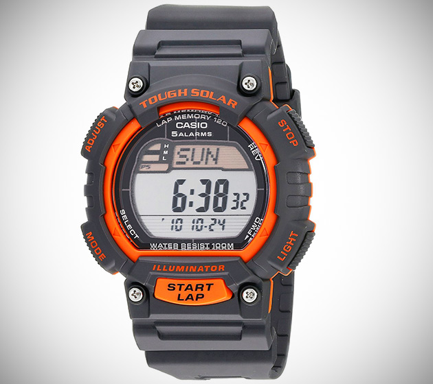 Casio Solar Watch
