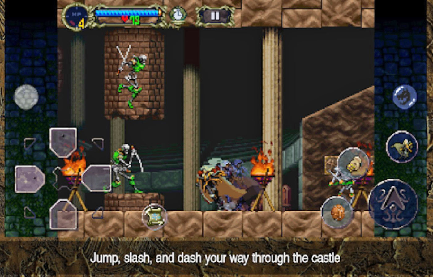 Castlevania: Symphony of the Night iOS Android