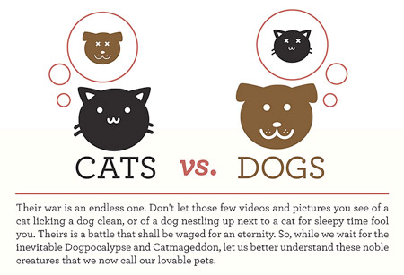 a comparison of dogs and cats as pets A brief history of cats and dogs  soul without comparison,  1880s early flea and tick products begin to bring dogs indoors pets start to be seen as members of.
