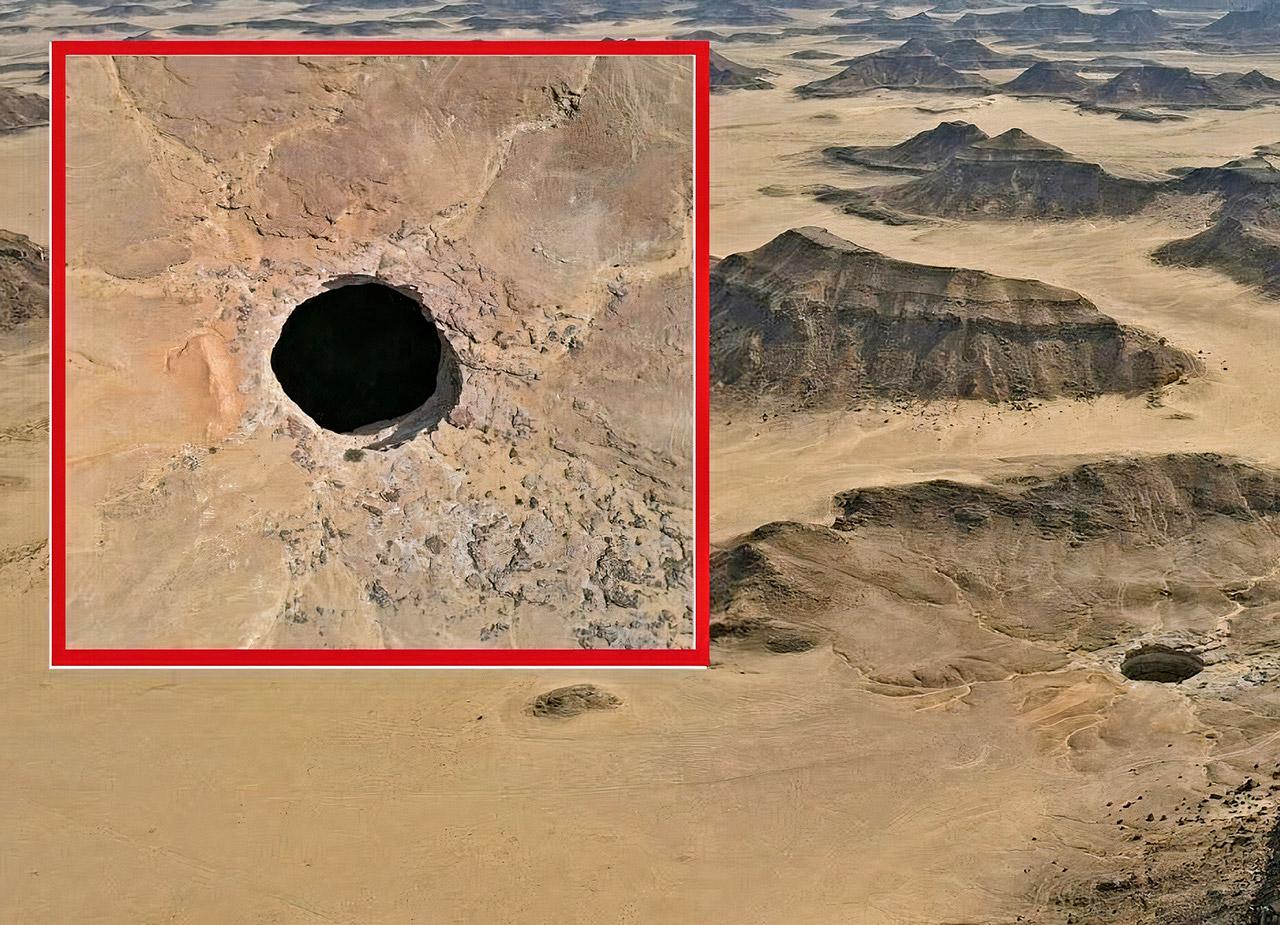 Cave Explorer Yemen Well of Hell Barhout Bottom