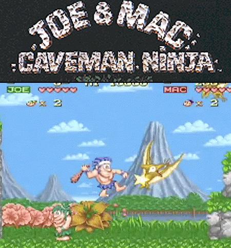 Caveman Ninja