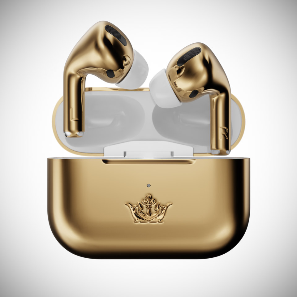 Caviar Apple AirPods Pro Gold