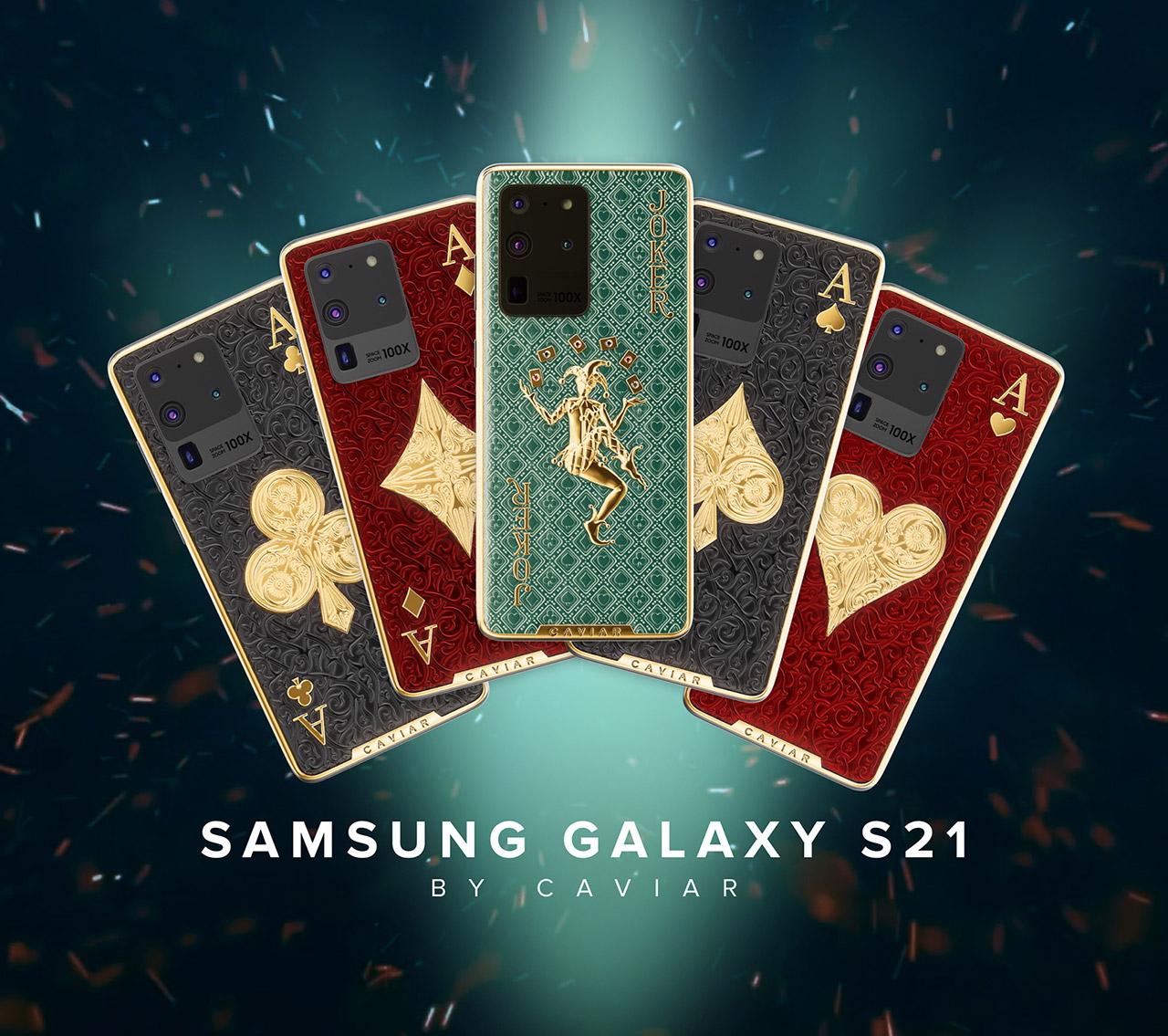 Caviar Samsung Galaxy S20 Ultra Fortune