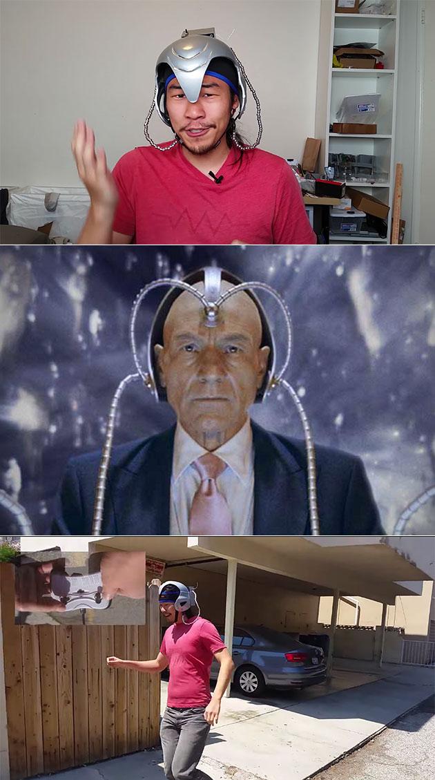 Cerebro Helmet