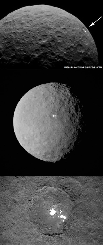 Ceres Bright Spot