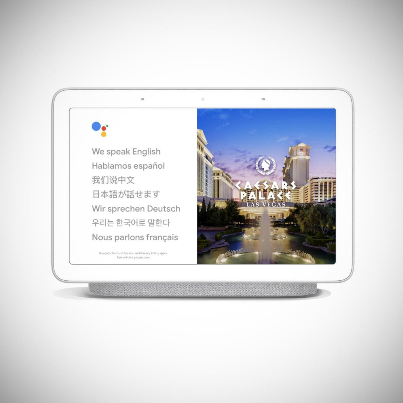 CES Google Assistant