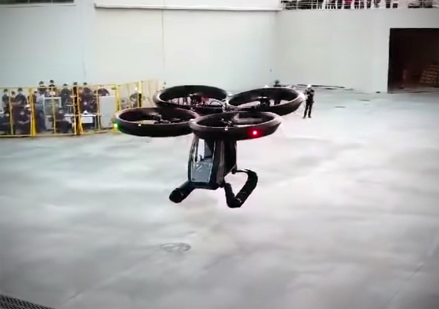 Cezeri Turkey Flying Car