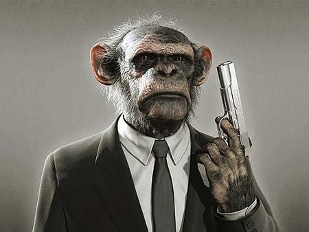 mono mafioso