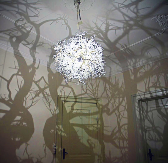 Chandelier Fairytale Forest