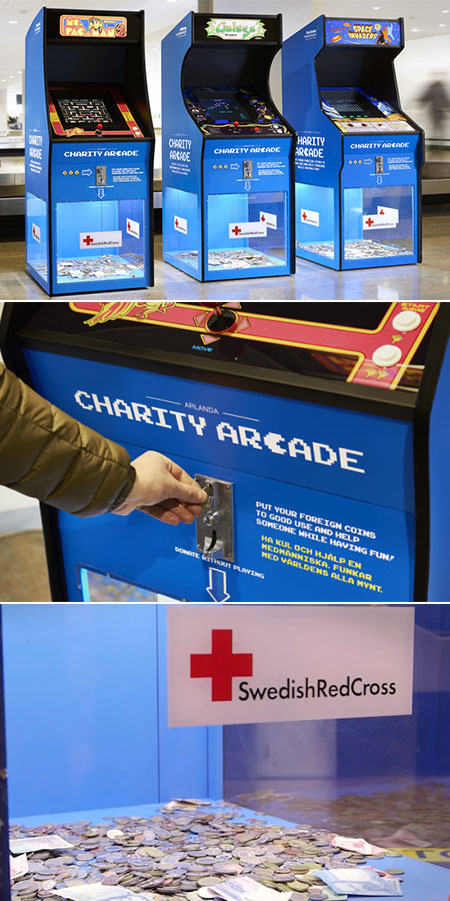 Charity Arcade