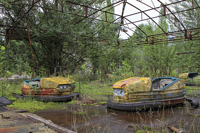 Chernobyl Exclusion Zone