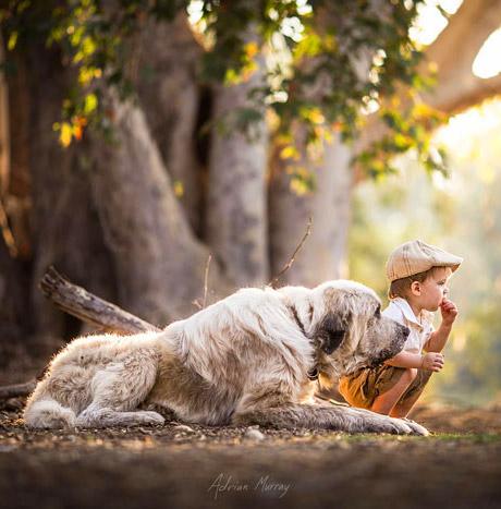 Fairytale Child Photo