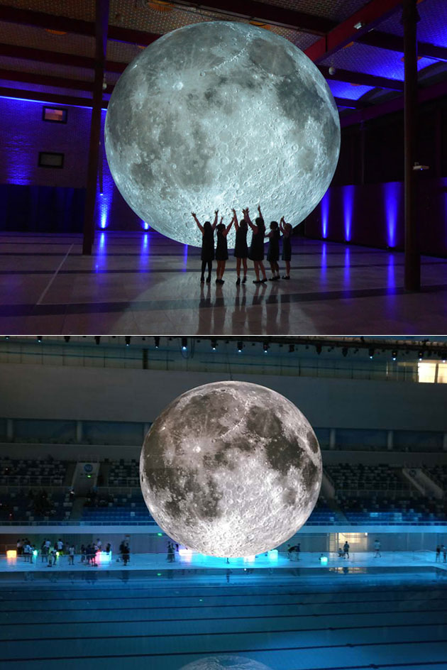 China Artificial Moon