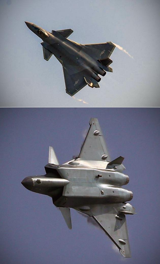 China J-20