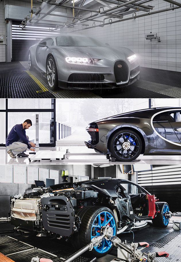 Chiron How It's Made