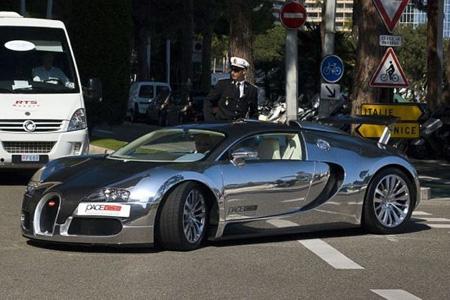 World S Coolest Chromed Cars Techeblog