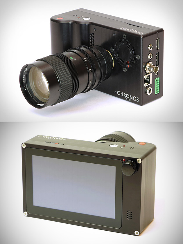 Chronos High-Speed Camera
