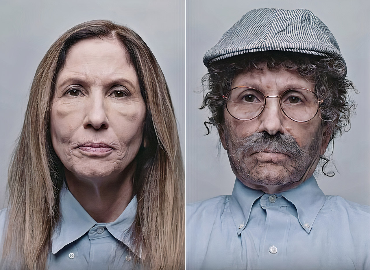 CIA Disguise Mask Identity