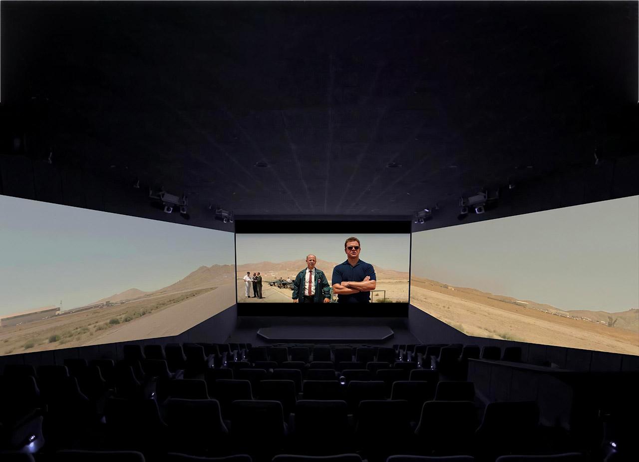 CJ 4DPLEX Sony Pictures ScreenX