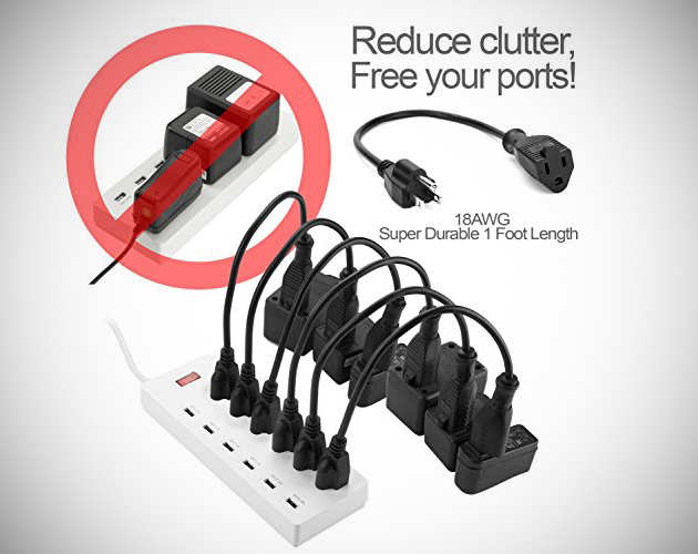 ClearMax Extension Cord