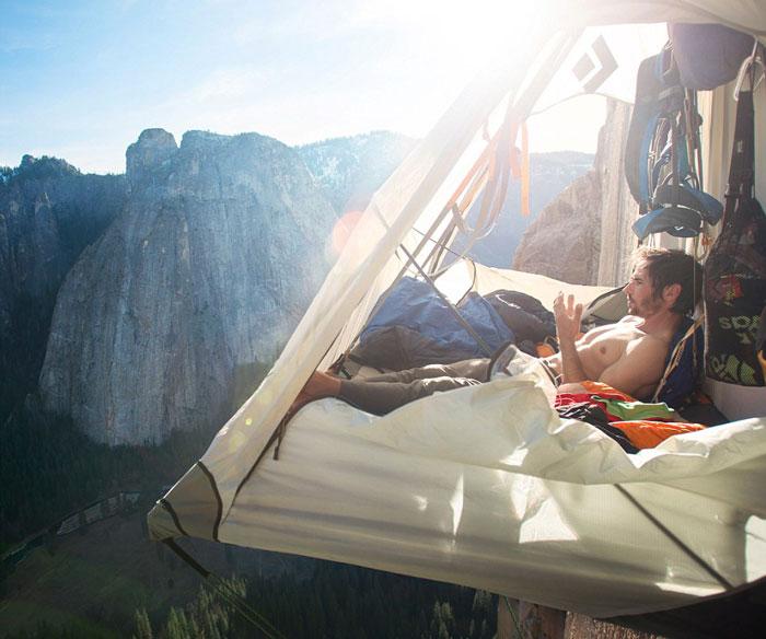 Climbing El Capitan