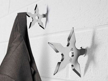 12 Funny and Geeky Coat Hook Designs