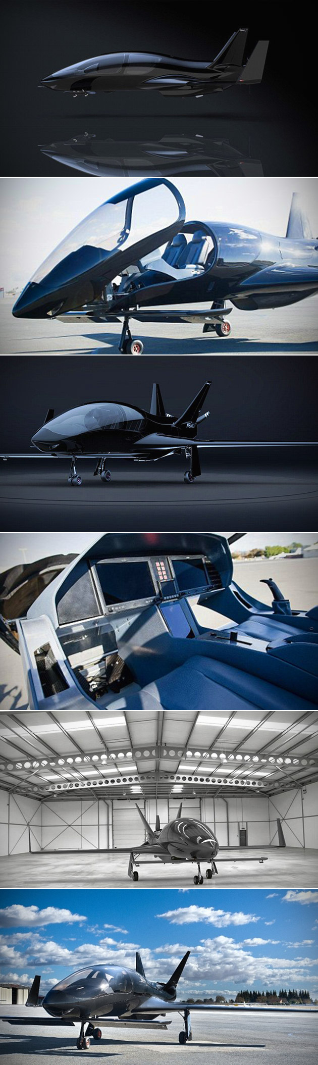 Cobalt Co50 Valkyrie Personal Fighter Jet