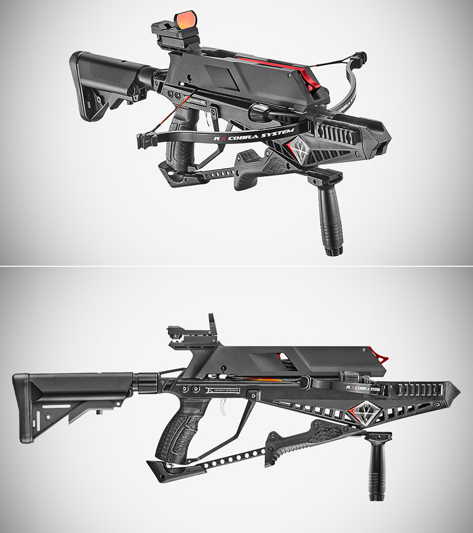 Cobra RX Adder Tactical Crossbow