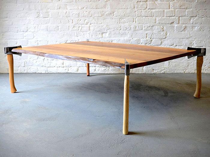 Coffee Table Axes