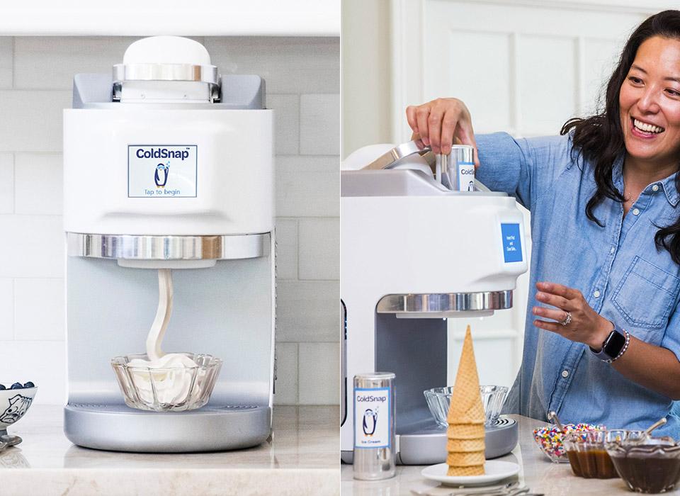 ColdSnap Pod Ice Cream Machine